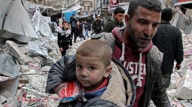 حذرت من كارثة.. الأمم المتحدة تطالب بوقف معارك إدلب
