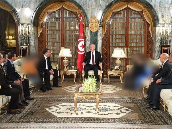 """بعد استقباله """"أبناء دواعش"""".. انتقادات حادة لرئيس تونس"""