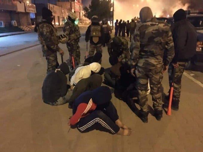 اعتقالات في البصرة