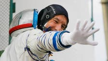Astronauts bake first cookies in space