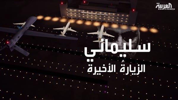 الفيلم الوثائقي | سليماني.. الزيارة الأخيرة