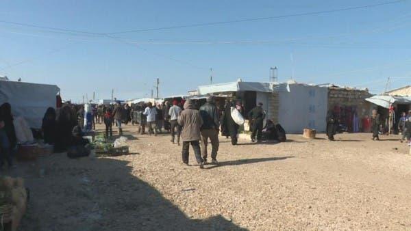 تحذير دولي من فتك كورونا بمخيمات اللاجئين في سوريا