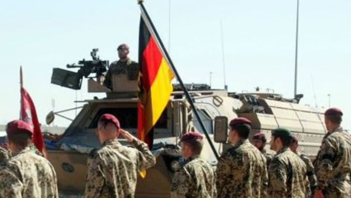 الجيش الألماني في العراق