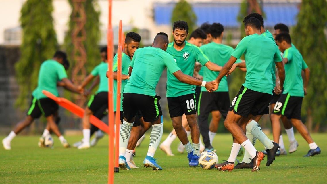 الأولمبي السعودي