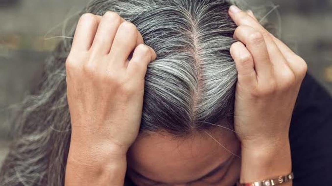 تحقیقات جدید دانشمندان مشخص کرد: استرس و فشار عصبی مو را سفید میکند
