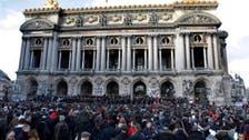 أوبرا باريس تعيد فتح أبوابها بعد إضراب غير مسبوق
