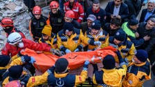 تركيا تبحث عن ناجين.. وارتفاع عدد ضحايا الزلزال إلى 35