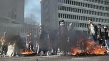 عراق: الناصریہ میں نامعلوم افراد کی مظاہرین پرفائرنگ، خیموں کو آگ لگا دی