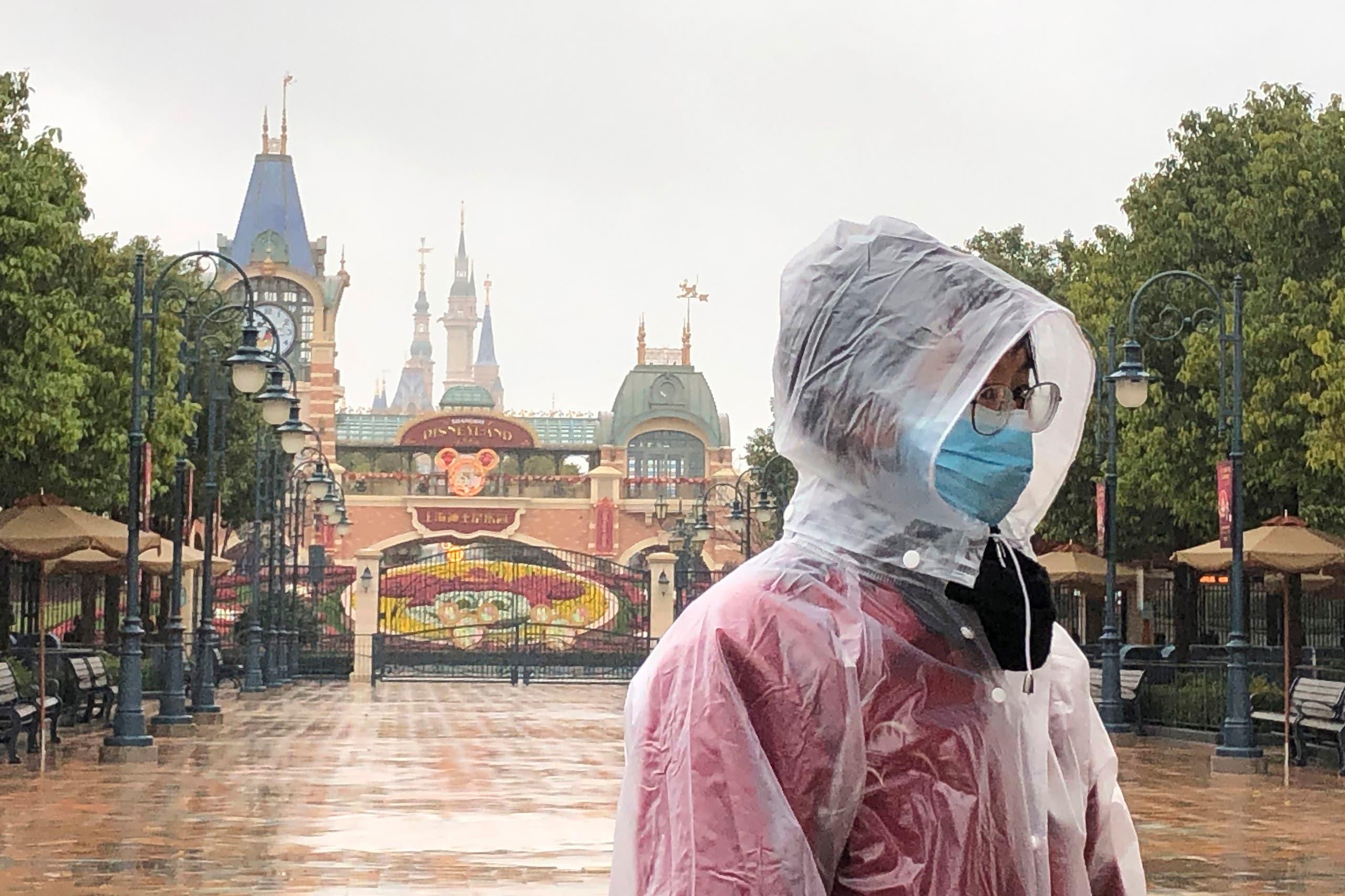 إغلاق ديزني لاند في هونغ كونغ بسبب الفيروس
