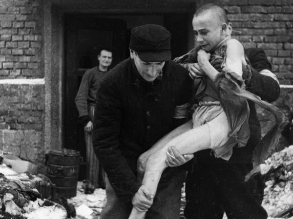 يوم اكتشف العالم معسكر موت قتل به هتلر مليون شخص