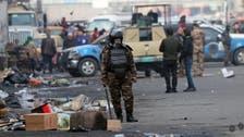 هدوء حذر يخيم على ساحات الاعتصام في بغداد