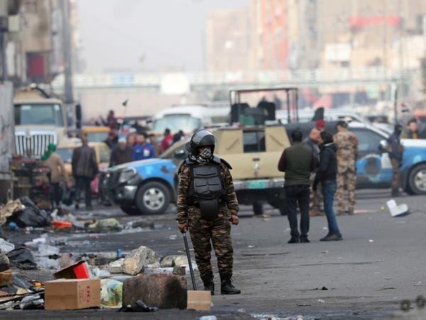 العراق.. هدوء حذر في ساحات الاعتصام ببغداد