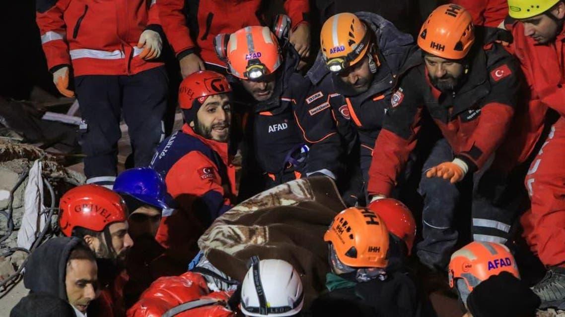Turkey Earthquake Casualties