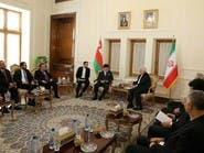 دیدار وزیر خارجه عمان از ایران در راه بازگشت از داووس