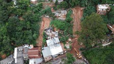 Record southeastern Brazil rainstorms kill 30: Official