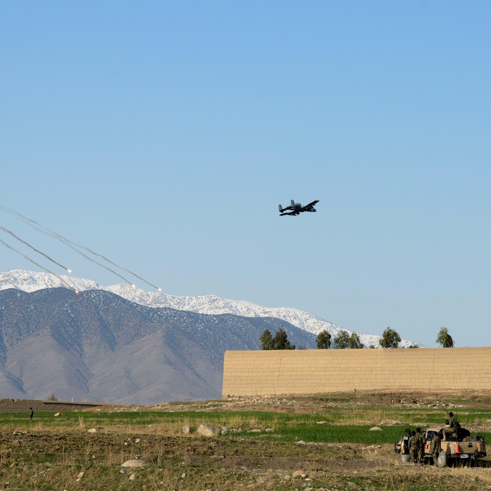 البنتاغون: طائرتنا تحطمت بأفغانستان لكن طالبان لم تسقطها