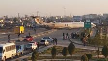 Iranian passenger plane skids off runway in Iran's Ahwaz