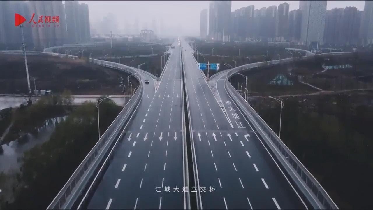 ووهان الصينية تحولت إلى مدينة أشباح فور عزلها (أرشيفية)