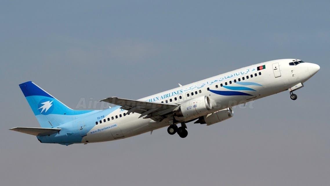 شورای ولایتی غزنی اعلام کرد که این هواپیمای مسافری در ساحه تحت کنترل طالبان سقوط کرده است.
