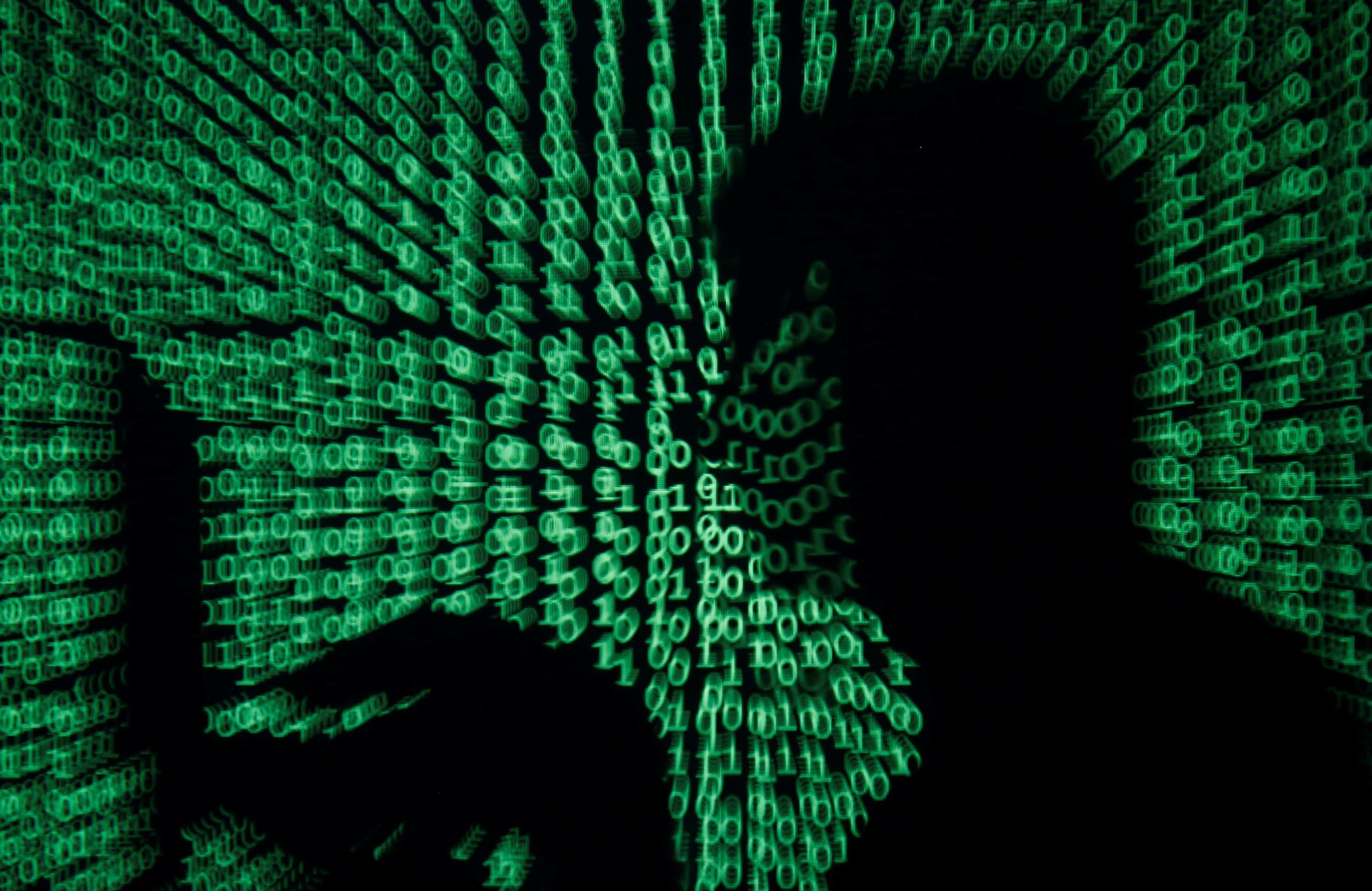 An illustrative image depicting a computer hacker. (Reuters)