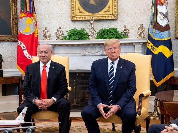 ترمب: البيت الأبيض سينشر خطة السلام الثلاثاء