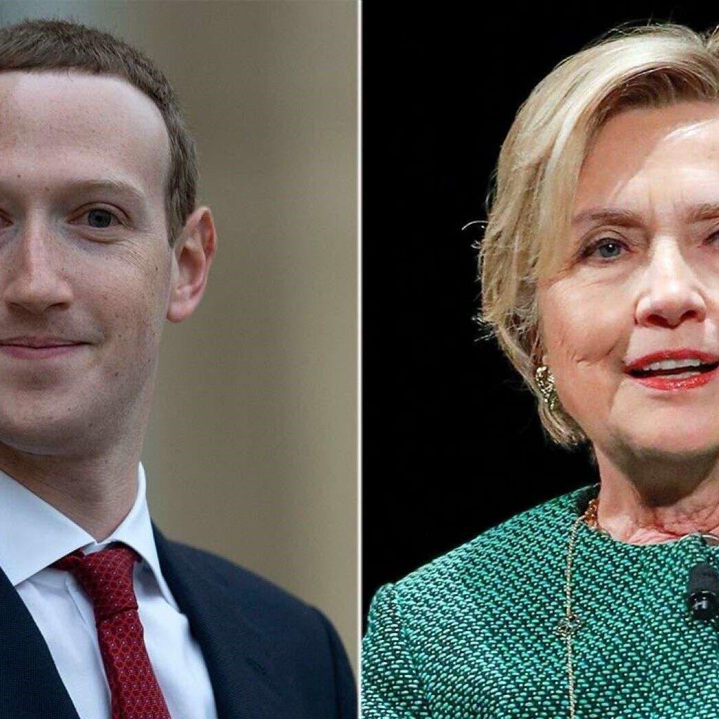 لماذا تهاجم كلينتون رئيس فيسبوك وتصف الموقع بـ