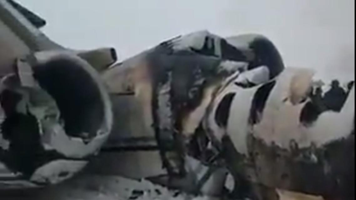 رویترز: یک هواپیمای امریکایی در غرب افغانستان سقوط کرد