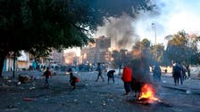 One protester killed in south Iraq as anti-govt tents torched