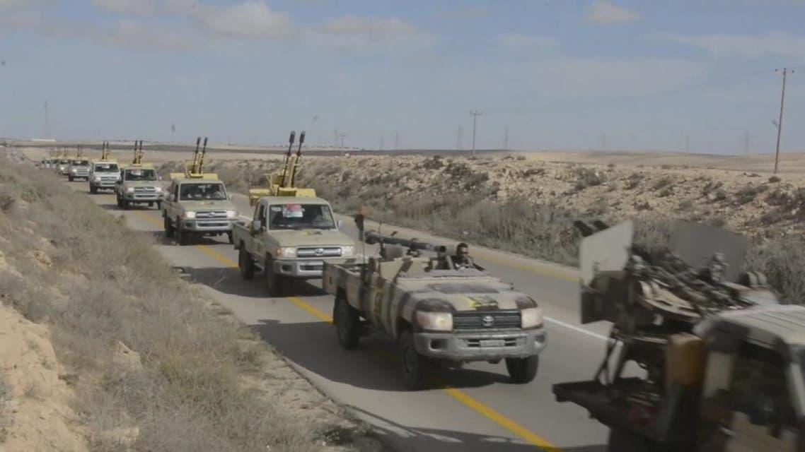 البعثة الأممية تتهم دولا بخرق حظر توريد السلاح إلى ليبيا