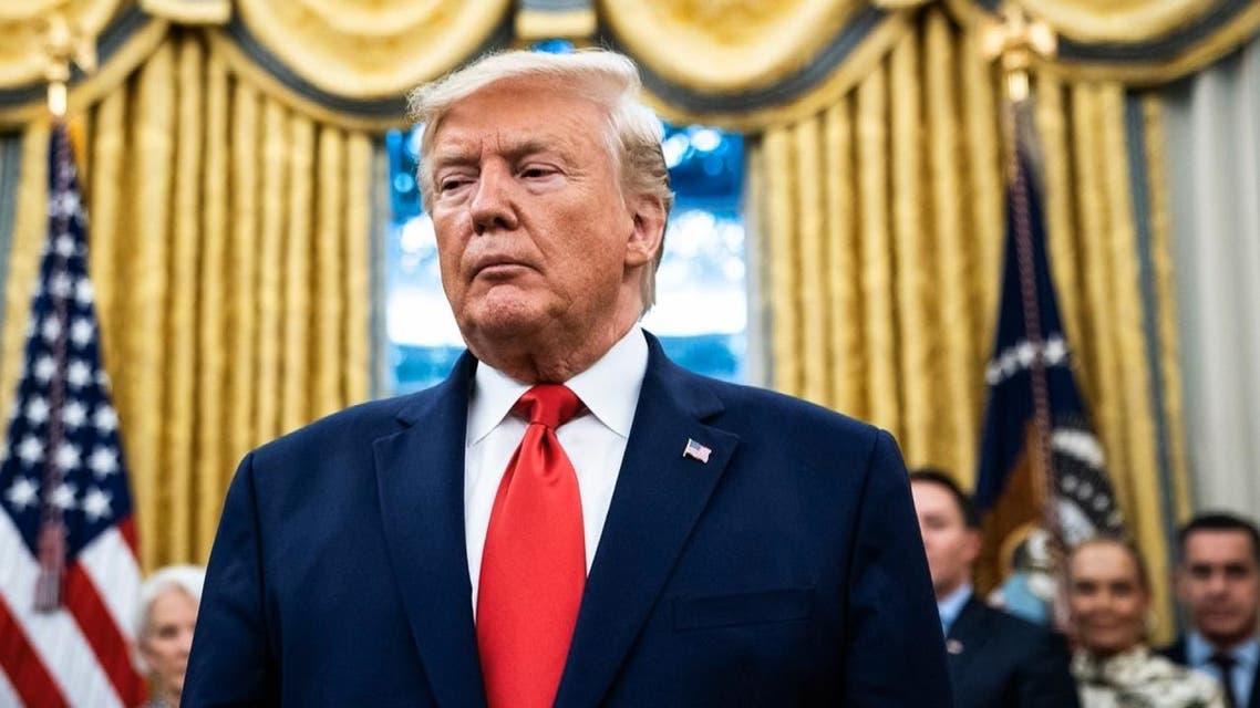 ظهر خلافٌ جديد بين الرئيس الأميركي دونالد ترمب ومستشارِه السابق للأمن