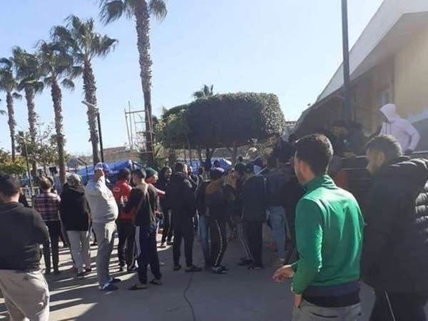 """800 مهاجر تونسي يستغيثون لاحتجازهمبمركز """"مليلية"""" الإسباني"""