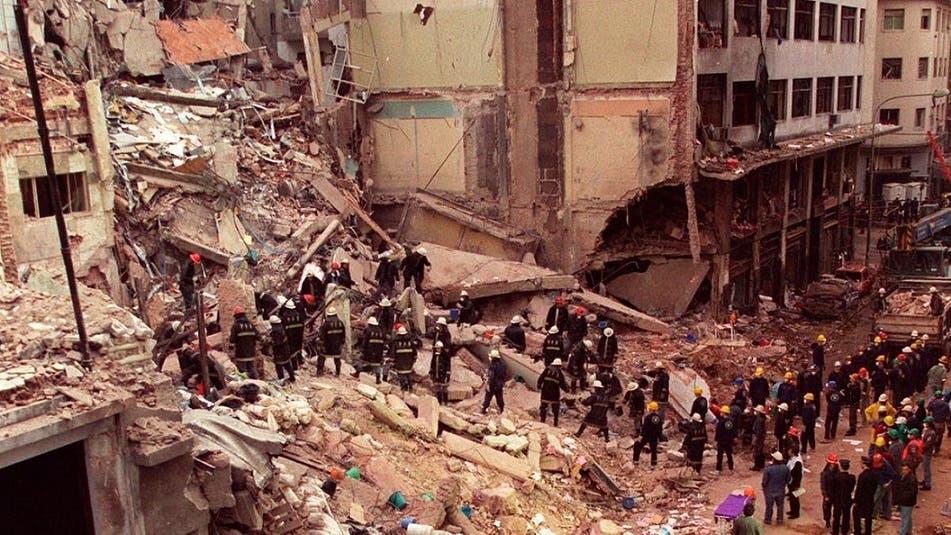 سيارة محملة بأكثر من 300 كيلو متفجرات، قتلت سائقها الانتحاري و85 آخرين
