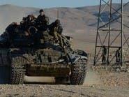 المرصد: قوات النظام تدخل معرة النعمان وتتقدم جنوب إدلب