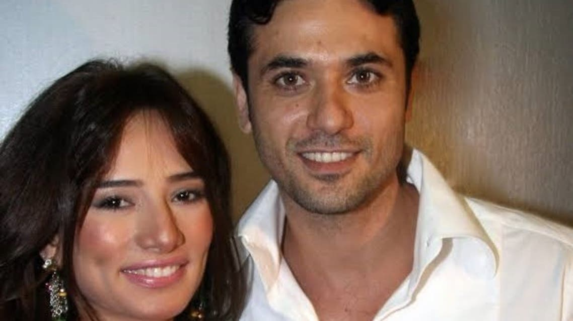 زينة و أحمد عز