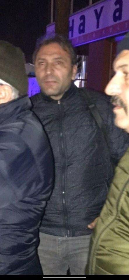 المواطن التركي الذي ضرب الشاب المصري