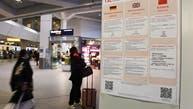 106 مرگ و 1300مورد ابتلای جدید در چین...کرونا به آلمان رسید