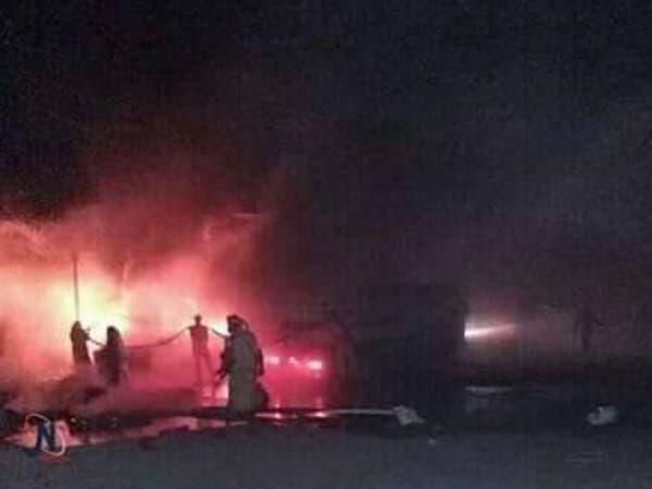 الجزائر.. سقوط طائرة عسكرية ومقتل جنديين