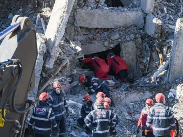 ارتفاع عدد قتلى زلزال تركيا لـ41 وانتهاء البحث عن ناجين