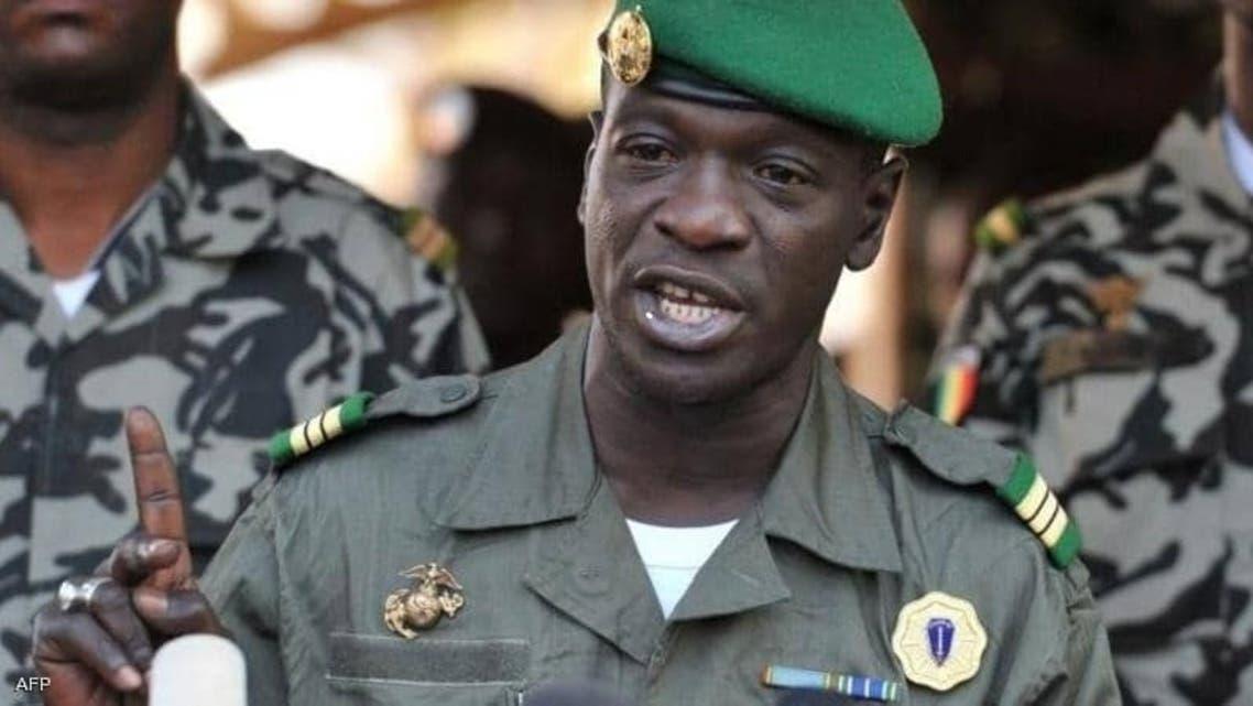 الجنرال السابق أمادو هيا سانوغو