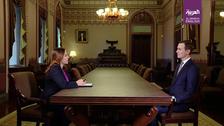 Transcript of Trump senior adviser Jared Kushner's interview with Al Arabiya