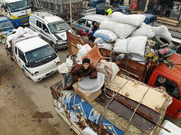 الأمم المتحدة تعرب عن قلقها من التصعيد في شمال غرب سوريا