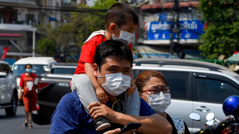 Running Out Amid Face Coronavirus Of Suppliers Uae Medical Masks