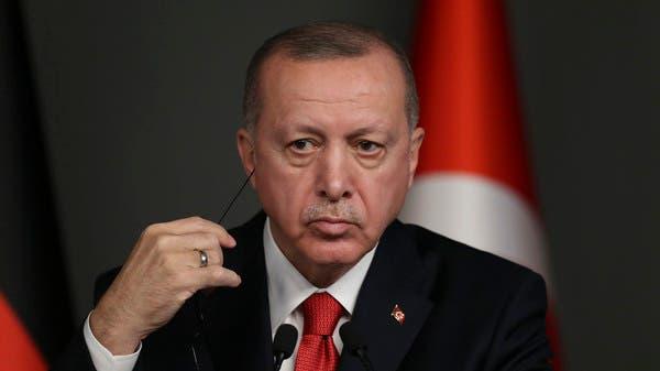 أردوغان ينتقد قراراً أوروبياً بحظر الأسلحة على ليبيا