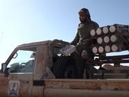 غارات للجيش الليبي على تشكيلات الوفاق ومواقع المرتزقة بغريان