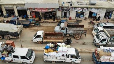 النظام يقضم نصف إدلب.. وعينه على طريق دمشق–حلب