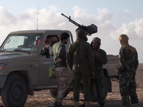 """الجيش الليبي يخنق """"الوفاق"""" بمصراتة.. ويتمركز في الوشكة"""