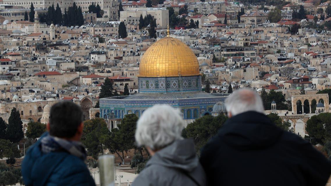القدس (فرانس برس)