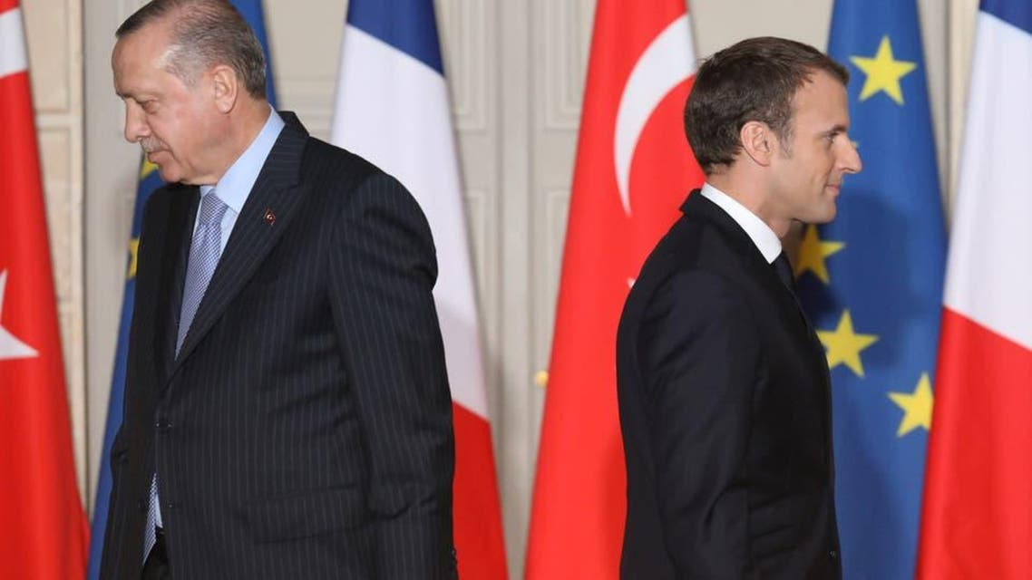 Turkey and France