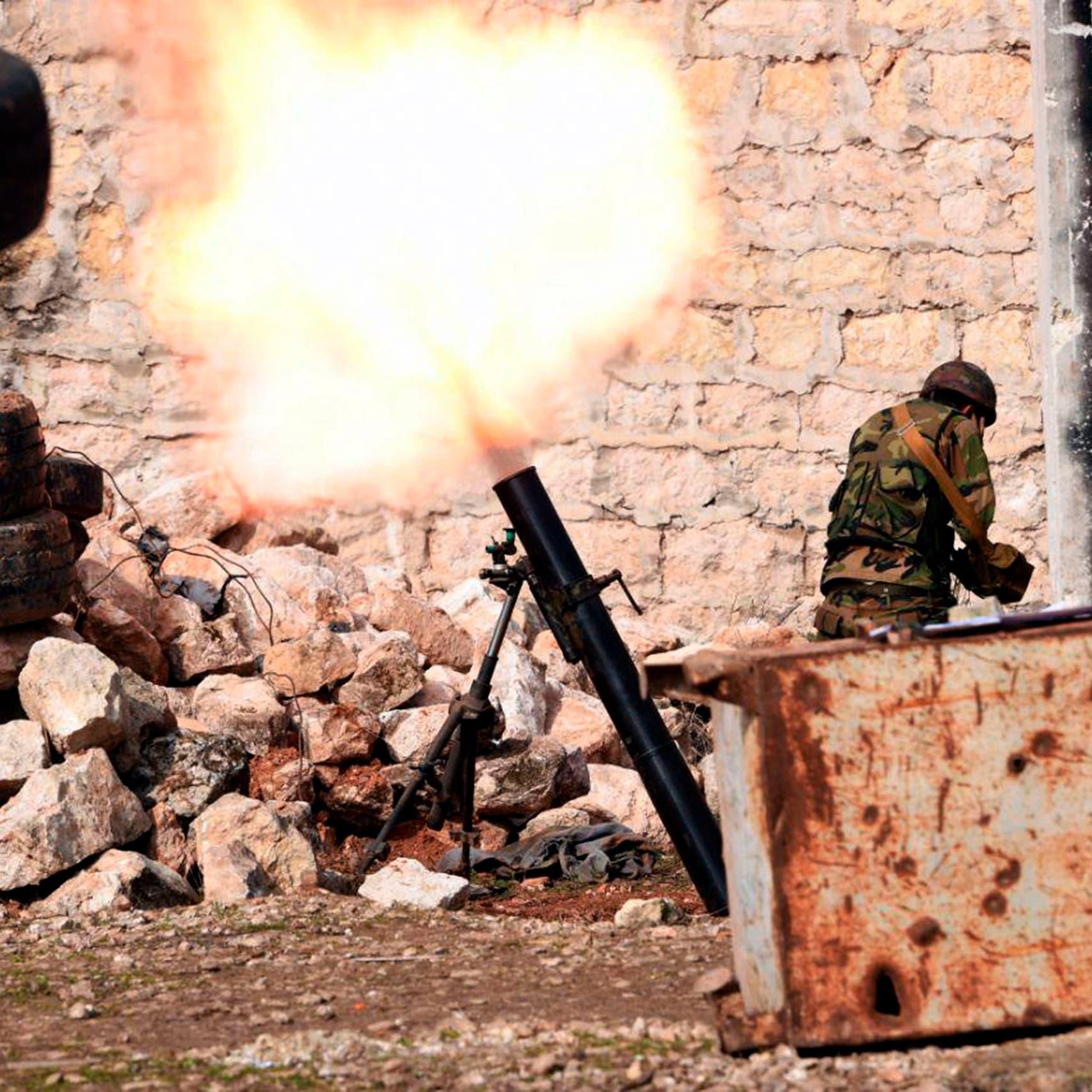 مقتل 6 مسلحين من ميليشيات موالية لإيران في معارك حلب