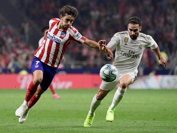 أتلتيكو يرحب باستضافة مباريات ريال مدريد